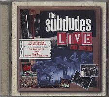 THE SUBDUDES - Live at last - CD 1997 CD NEAR MINT CONDITION 18 TRACKS