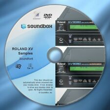BEST OF ROLAND XP 30 50 80 SAMPLES - Soundfont SF2 Files & VST Player, SOUNDBOX