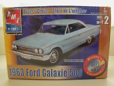 AMT / ERTL - BUYER'S CHOICE - 1963 FORD GALAXIE 500 -  MODEL KIT (SEALED)