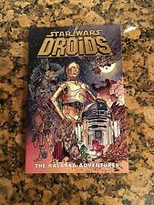 STAR WARS DROIDS THE KALARBA ADVENTURES SOFTCOVER GRAPHIC NOVEL