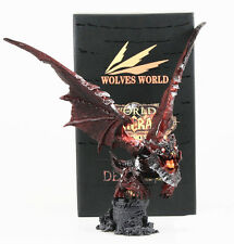 WOW World of Warcraft Cataclysm Deathwing Spielzeug Figur Figur Statue Puppe LCF