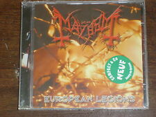 MAYHEM European legions CD NEUF
