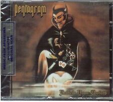 PENTAGRAM REVIEW YOUR CHOICES SEALED CD NEW 2013
