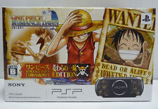 CONSOLE SONY PSP ONE PIECE ROMANCE DAWN LIMITED EDITION NEW NTSC JAPAN