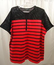 Women's Lauren Ralph Lauren Striped Shirt Shirt 2X
