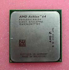 CPU Processore AMD Athlon 64 4000+ attacco 2,6ghz am2 ada4000iaa4dh testato
