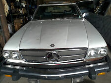 1975 Mercedes 107 450SL Parts Car - CONTACT ME FOR PARTS YOU WANT LISTED