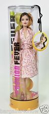2004 FASHION FEVER BARBIE TERESA PINK SWEATER MULTI COLORED SUN DRESS  NRFB