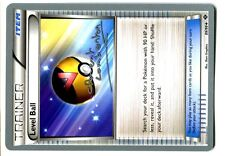 PROMO POKEMON CHAMPIONSHIPS 2013 N° 89/99 LEVEL BALL ITEM