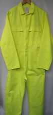 "Yellow Hi-Vis Overall – 42"" Regular"