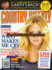 Country Weekly 11/09,Carrie Underwood,Kenny Chesney,November 2009,NEW