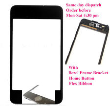 iPod Touch 3 3rd 3G Gen Touch Screen Digitizer Glass Assembly With Frame  +tools