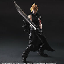 FINAL FANTASY VII ADVENT CHILDREN CLOUD STRIFE FIGURE PLAY ARTS KAI PAK