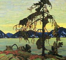 "Group of Seven, Tom Thomson ""Jack Pine"" Large Print"