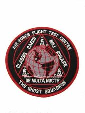USAF Air Force Black Ops Area 51 Ghost Squadron Helicopter Aviation Patch New