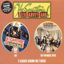 Live/Penthouse Tapes [Remaster] by The Sensational Alex Harvey Band (Rock)...