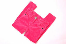 L190/44 Next Girl's Pink Cotton Cord Skinny Jeans, age 4 , 104 cm