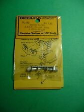 """Details West PL-150 Snow Plow """"Weed Cutter"""" type A.T.S.F, Conrail, Milw & others"""