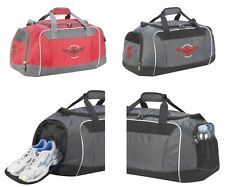 Sports bag with embroidery kyokushin karate. 2 colors