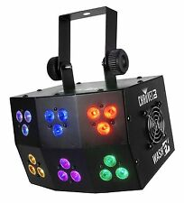Chauvet DJ Wash FX Custom 4 Watt Tri-Color LED Pixel-Mapping DMX Light Effect