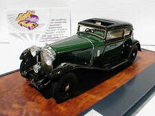 "Matrix 40201-111 # Bentley 8 Litre Mayfair Baujahr 1932 "" grün-schwarz "" 1:43"