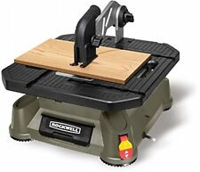 Rockwell Adjustable Scroll Saw Blade Runner Portable Tabletop Lightweight Cutter