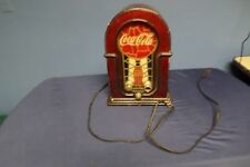 Vintage Stain Glass Coca Cola Radio Lot#69-3000