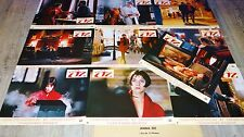 Charlotte Gainsbourg ANNA OZ  !  jeu photos cinema lobby cards