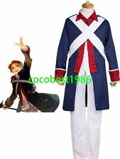 Axis Powers Hetalia America Independence War Cosplay Costume any size