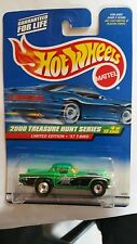 Hot Wheels 2000 T-hunt Series Limited Edition '57 T-Bird Die-Cast Mattel