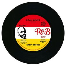 "NAPPY BROWN  ""COAL MINER""   MOODY R&B CLASSIC    LISTEN!"