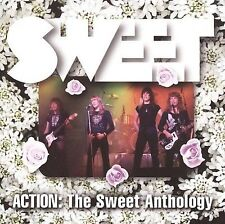 SWEET-  Action: The Sweet Anthology Cd