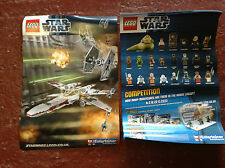Lego Star Wars - double sided poster - approx 30cm x 41.5cm - NEW
