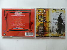 CD Album PAUL RODGERS Muddy water blues GAS 0000222 EAG