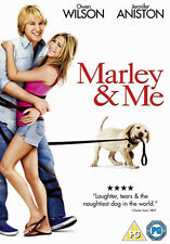 MARLEY AND ME - DVD - REGION 2 UK