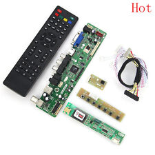 Kit For LTN154X3-L01 TV+HDMI+VGA+USB LCD LED screen Controller Driver Board