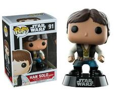 Star Wars Han Solo Ceremony Exclusive Pop! Vinyl Figure FUNKO 91