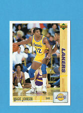 Figurina/CARD-NBA-Euro Edition 91/92-Upper Deck- Fig.n.67- JOHNSON - LAKERS