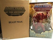 MOTU MOTUC CLASSICS MASTERS OF THE UNIVERSE POWER CON EXCLUSIVE BEASTMAN RED