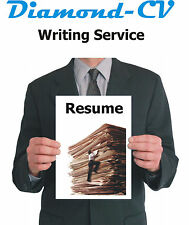 Diamond-CV Professional Resume, CV, & Cover Letter Writing Service
