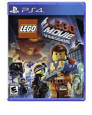 The Lego Movie Videogame (Playstation 4 PS4 Adventure Fight Children) NEW
