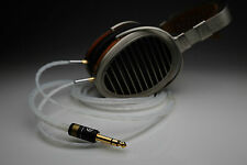 Master Pure Solid Silver Sennheiser HD700 Hifiman HE1000 Edition X upgrade cable