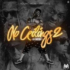 Lil Wayne - NO CEILINGS 2- (2) CD Set ...  Official Mix CD!!  ... SUPER HOT!!