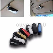 Car Auto Vehicle Accessories Sun Eye Glasses Sunglasses Holder Clip Folder Tool