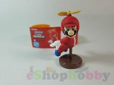 FURUTA Choco Egg Super Mario Character Mini Figure Toy Propeller Mario
