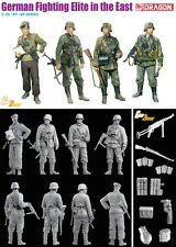 o Dragon 6692 - German Fighting Elite in the East - Scala 1/35