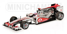 Minichamps 1:43 530 104301 Vodafone McLaren Mercedes MP4-25 #1 2010 J.Button NEW
