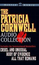 Patricia Cornwell Audio Collection Set by Patricia Cornwell 1995 Cassette Abr.