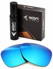 Polarized IKON Replacement Lenses For Ray Ban Boyfriend RB4147 60MM - Ice Blue