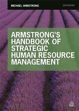 Armstrong's Handbook of Strategic Human Resource Management by Michael...